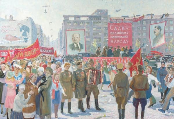 Seleznev, Vladimir I.-