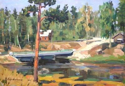 Borisenkov, Vassily P.-