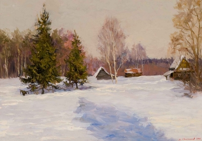 "Filippov, Vladimir V.- ""Shadow on the Snow"""