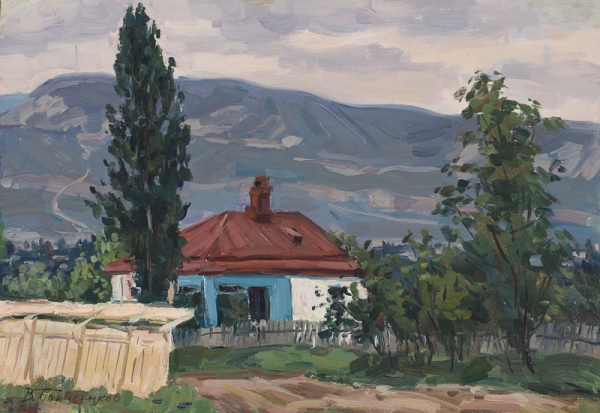 Borisenkov, Vassily P.- 