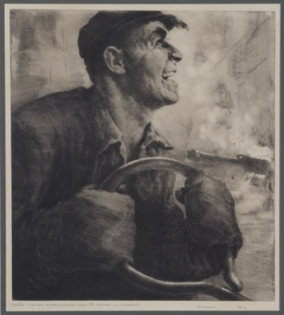 Koryakin, Yuri D.- Steel Worker