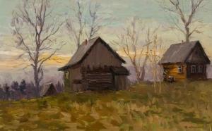 """Filippov, Vladimir V.- """" Evening"""""""