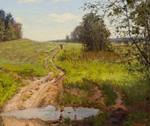 """Filippov, Vladimir V.- """"Puddle in the Road"""