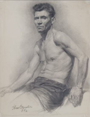 Stasevich, Ivan N.- Man with no Shirt